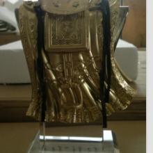 供应蒙古雕花的马鞍成吉思汗工艺品总代设计开发制造商批发