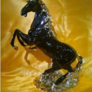 义乌12生肖马类系列树脂工艺品图片