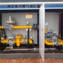 供应燃气减压箱生产厂家、加气站调压撬批发