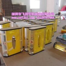 供应抽式纸巾盒收纳用具纸巾盒面巾盒/飞剑制作创意家居 不同风格抽拉盒
