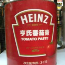供应亨氏番茄膏批发