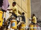 供应内外墙粉刷刮腻子立邦漆清洗,北京丰台哪里有内外墙清洗