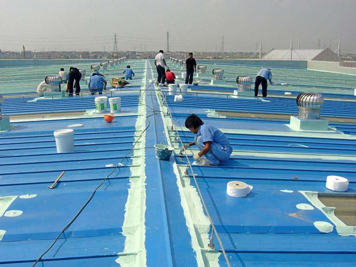 供应彩钢屋面防水彩钢防水工程 彩钢屋面防水工程