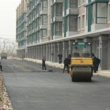 陕西西安沥青路面工程施工-小区沥青路面-学校厂区沥青路面施工批发