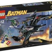 LEGO乐高7782积木玩具蝙蝠侠图片