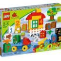 供应LEGO乐高5497拼装积木玩具得宝系列数字游戏
