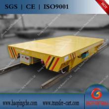供应冶炼设备电动平板小车选型