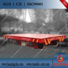 供應儲運設備電動平板小車選型 圖片