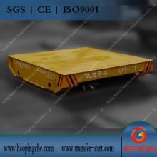 供应涂装设备电动平板小车选型