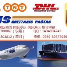 供应东莞深圳到圣马力诺国际货运空运