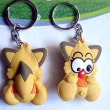供应钥匙扣,卡通钥匙扣,3D双面钥匙扣