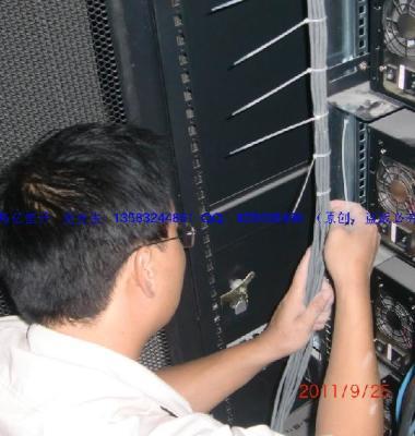 青岛开发区监控安装图片/青岛开发区监控安装样板图 (1)
