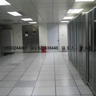 青岛PVC防静电地板图片