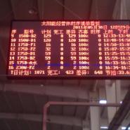 青岛开发区电子看板图片
