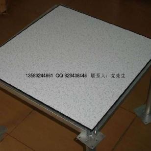 黄岛防静电地板专业安装公司图片
