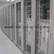 青岛弱电机柜图片