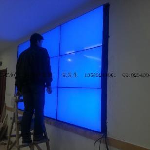 青岛城阳大屏拼接墙安装公司图片