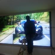 青岛市黄岛区大屏拼接墙安装公司图片