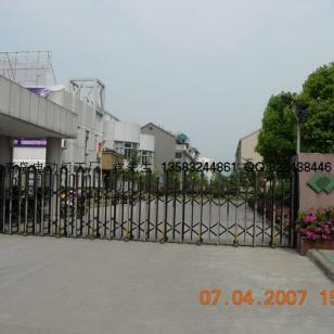 青岛市北哪里有卖伸缩门的呢图片