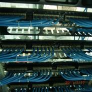 青岛开发区网络综合布线项目图片