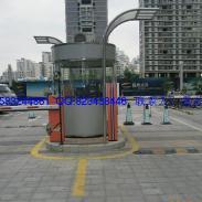 青岛地下停车场电子管理系统施工安图片