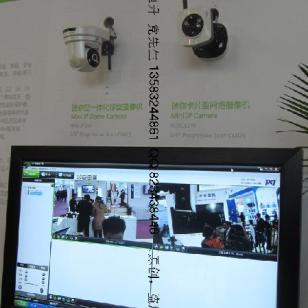 青岛开发区监控探头安装公司图片