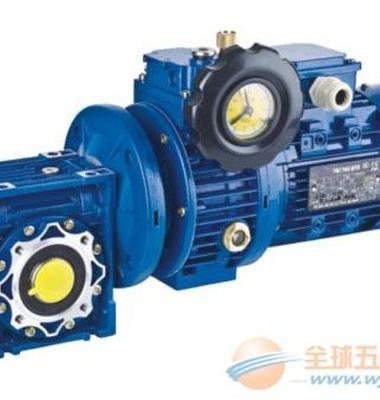 RV涡轮蜗杆减速机图片/RV涡轮蜗杆减速机样板图 (1)