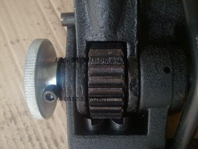 供应20mm手动铁皮打包机