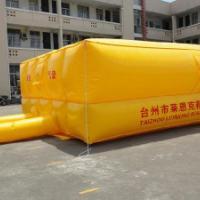 供应LK-XJD-P-8*6*2.5m消防救生气垫 安全防护救援逃生气垫
