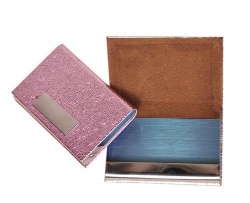 供应真皮名片包真皮名片夹定做名片包