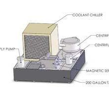 供应乳化液冷却过滤装置-乳化液冷却过滤装置厂家图片