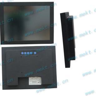 视频监控15寸液晶监视器显示器图片