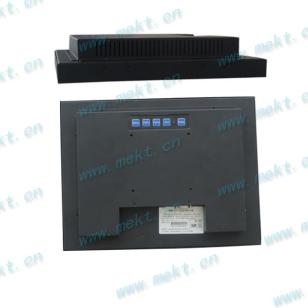 视频监控器17寸液晶监视器监视器图片