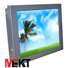供应10寸12寸液晶触摸显示器工业防震触控显示器