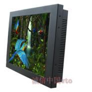 10寸工业嵌入式触摸液晶显示器图片