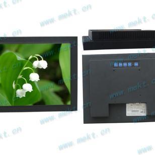 工业触摸液晶显示器15寸电容触摸显图片