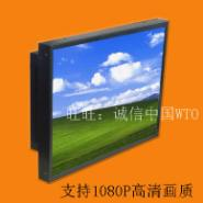家庭安防监控液晶监视器15寸监视图片