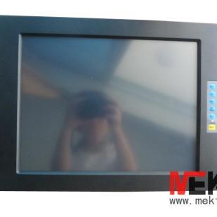 15寸铝合金外观触摸显示器触显图片