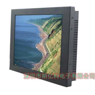 深圳10寸触摸液晶显示器品牌触控图片