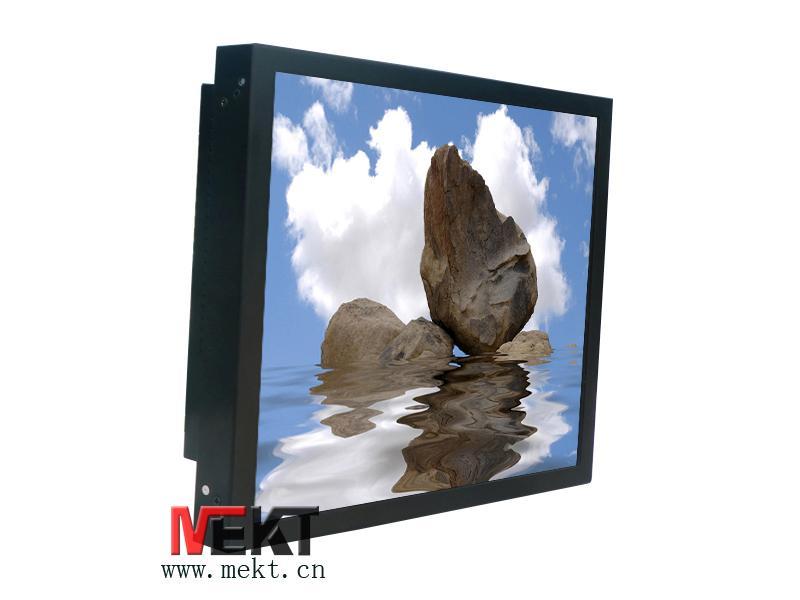 供应17寸嵌入式液晶监视器监控显示器
