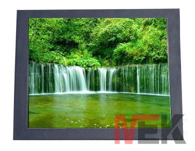 供应金属外观液晶触摸显示器MEKT-104VX10.4寸高分液晶显示器