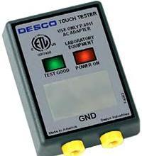 DESCO手腕带接地测试仪