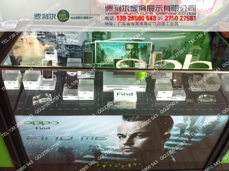 机柜图片 机柜样板图 上海手机柜销售部 德利尔展示企业东...