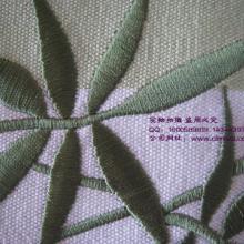 供应儿童竹纤维绣花凉席2图片