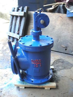 排泥阀_排泥阀供货商_供应j944x电动角式排泥阀图片
