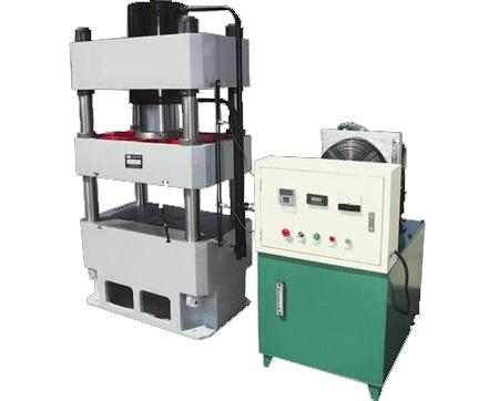 阳信400t三梁四柱液压机价格软管用于相互运动的液压元件之间的挠性连