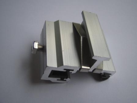 供应陶板挂件T18陶土板铝挂件
