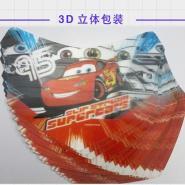 3D立体PVCPP胶片印刷图片