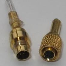 M5电缆插头,5/8防水电缆插头,M5航空插头
