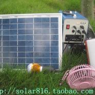 太阳能发电系统图片